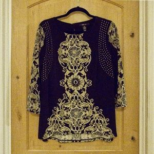 STYLE & CO.  tunic, size M